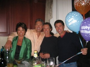 Roland Sansone Las Vegas and his brothers and sister