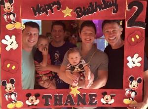 Roland's Grandson Thane's 2nd Birthday