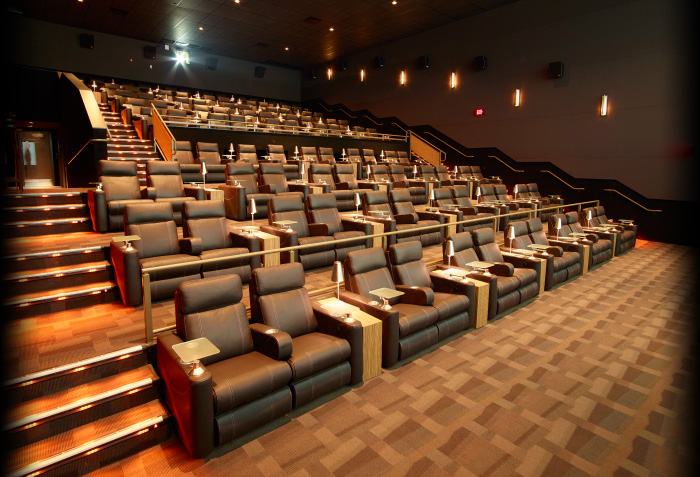 luxury theatre